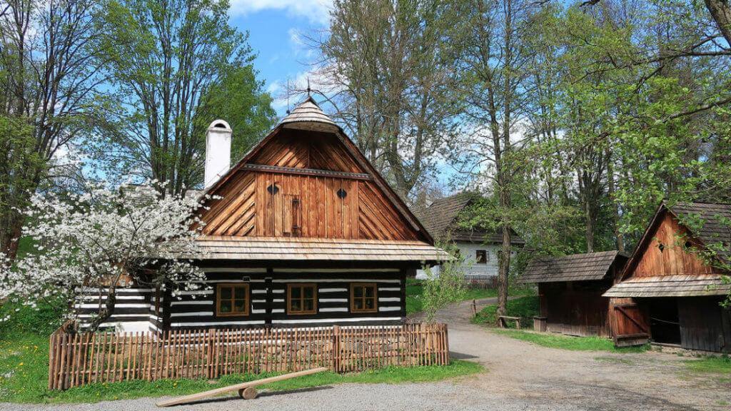 Skanzen na Veselém Kopci | Tipy na výlety Vysočina