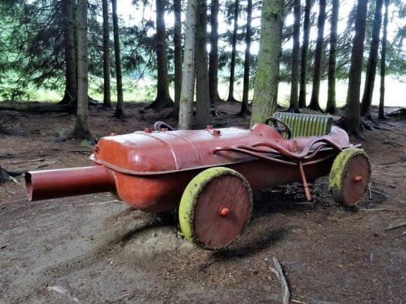Kukyho les, naučná stezka Březiny | Tip na výlet na Vysočině