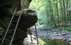 Šilinkův důl ferrata | Tipy na výlet Vysočina