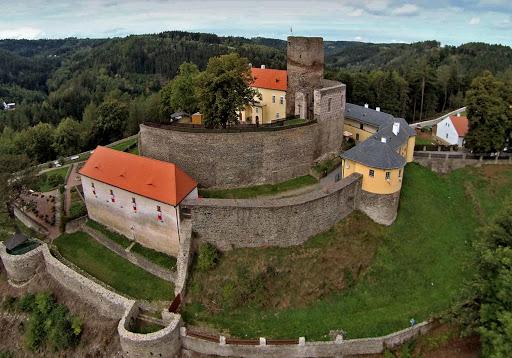 Hrad Svojanov – hrady a zámky na Vysočině