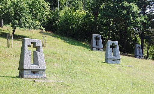 Památník Ležáky   Kam na výlet na Vysočině